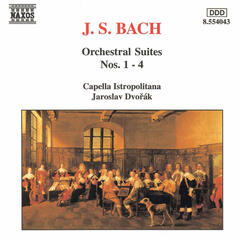 Bach, J.S.: Orchestral Suites Nos. 1-4, Bwv 1066-1069