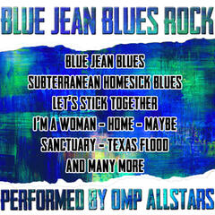 Blue Jean Blues Rock