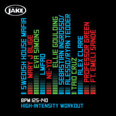 Body By Jake: High-Intensity (BPM 125-140)