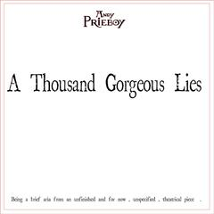 A Thousand Gorgeous Lies
