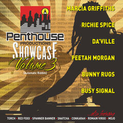 Penthouse Showcase Vol. 3: Automatic Riddim