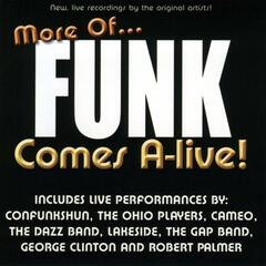 More Of Funk Comes A-Live