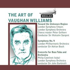 The Art of Vaughan Williams, Vol. 1