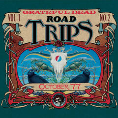 Road Trips Vol. 1 No. 2: 10/11/77 (University of Oklahoma, Norman, OK) & 10/14/77 (University of Houston, Houston, TX & 10/16/77 (Louisiana State University, Baton Rouge, LA)