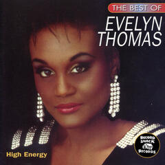 "The Best of Evelyn Thomas ""High Energy"""