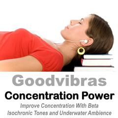 Concentration Power (Improve Concentration With Beta Isochronic Tones and Underwater Ambience)
