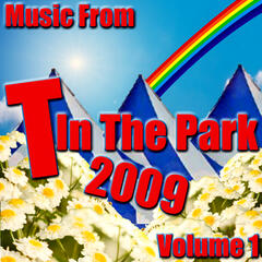 Music From T In The Park '09 Volume 1