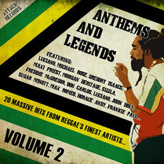 Anthems and Legends Vol. 2
