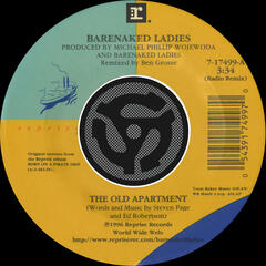 The Old Apartment [Radio Remix] / Lovers In A Dangerous Time [Non Album Version] [Digital 45]