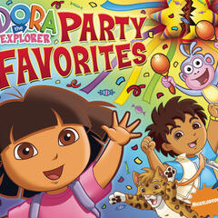 Dora The Explorer Party Favorites