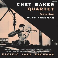 The Chet Baker Quartet With Russ Freeman