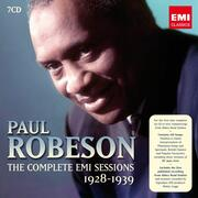 Paul Robeson: The Complete EMI Sessions 1928-1939