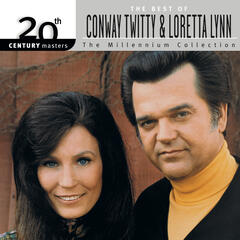 20th Century Masters: The Millennium Collection: Best Of Conway Twitty & Loretta Lynn