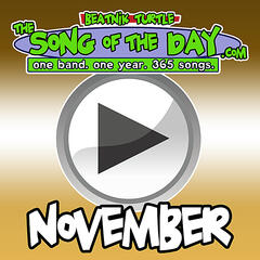 The Song Of The Day.Com - November