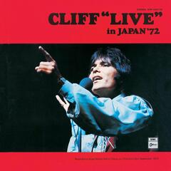 Cliff 'Live' In Japan '72
