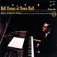 Bill Evans At Town Hall