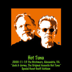2000-11-15 The Birchmere, Alexandria, VA