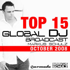 Global DJ Broadcast Top 15 - October 2008