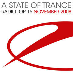 A State Of Trance Radio Top 15 - November 2008
