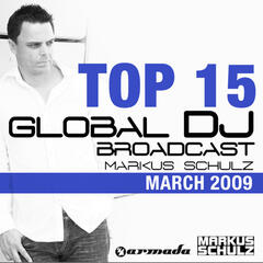 Global DJ Broadcast Top 15 - March 2009