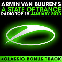A State Of Trance Radio Top 15 - January 2010