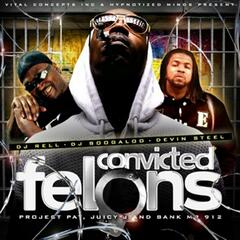 DJ Rell Presents Convicted Felons