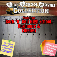 High School Movies Collection: Music From Rock 'n' Roll High School, Rushmore & Clueless