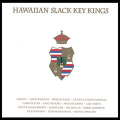 Hawaiian Slack Key Kings