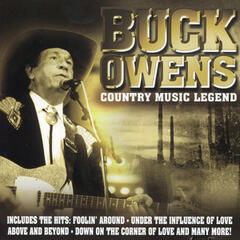 Buck Owens Country Music Legend