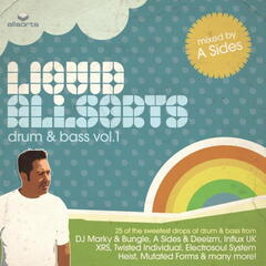 Liquid Allsorts - Drum & Bass Volume 1 - Mixed By A Sides