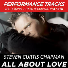 All About Love (Performance Tracks) - EP