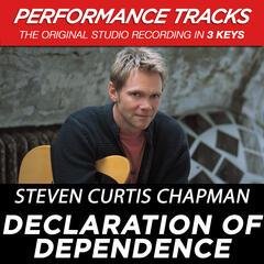 Declaration of Dependence (Performance Tracks) - EP