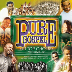 Pure Gospel - 10 Top Choirs - Volume 4