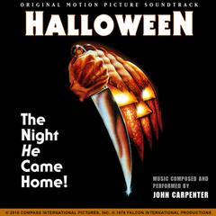 Halloween Motion Picture Soundtrack