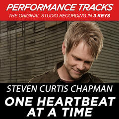 One Heartbeat At a Time (Performance Tracks) - EP