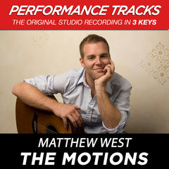 The Motions (Performance Tracks) - EP