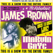 James Brown, Marvin Gaye Radio