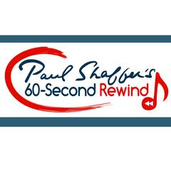Paul Shaffer's 60-Second Rewind