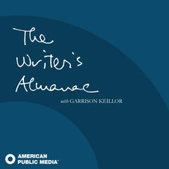 APM: Garrison Keillor's The Writer's Almanac Podcast feed