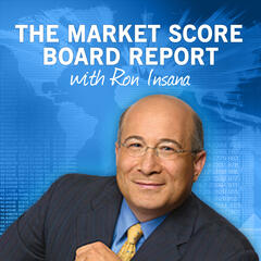The Market Score Board Report with Ron Insana