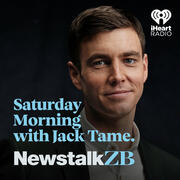 Saturday Mornings with Jack Tame