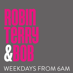 Robin, Terry & Bob For Breakfast