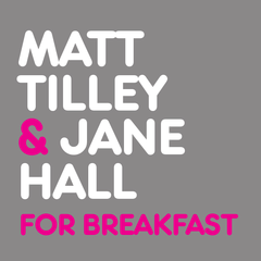 Matt Tilley & Jane Hall For Breakfast