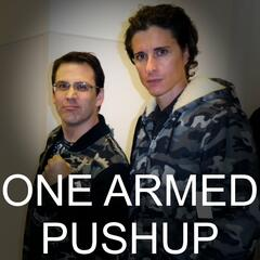One Armed Pushup