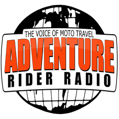 Adventure Rider Radio Motorcycle Podcast. Motorbike Touring & Bike ADV