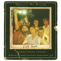 Song For A Friend (Live From Montalvo)