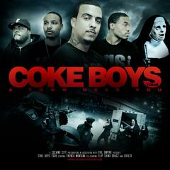 Inner City Coke Blues (Feat. Chinx Drugz & Cheeze)