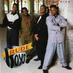 Written All Over Your Face - Rude Boys with Gerald Levert
