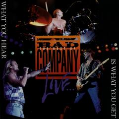Bad Company (Live Version)