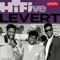 (Pop, Pop, Pop, Pop) Goes My Mind - LeVert